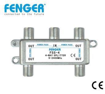 Fenger, FFS-4, Διακλαδωτής επιγείου και δορυφορικού σήματος 4 Εξόδων