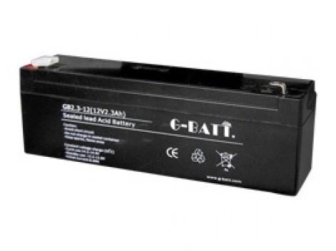 G-batt, GB2.3-12,  Μπατ. Μολύβδου 12V 2.3Α