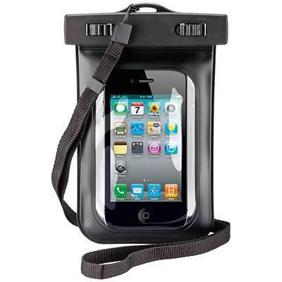 Goobay, 42960, Αδιάβροχο τσαντάκι για iPhone, λεφτά, κλειδιά