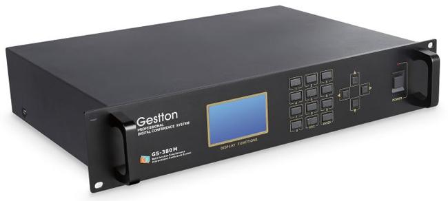 GESTTON GS-380M CENTRAL CONTROLLER