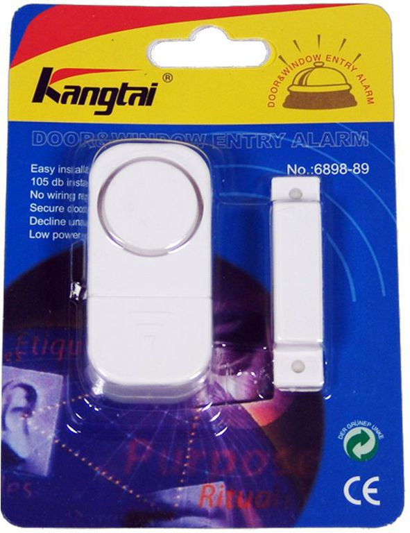 Kangtai, KG-6898-89, Αυτόνομος Συναγερμός Πόρτας/Παραθύρου