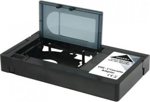 Konig, KN-VHS-C-ADAPT, Αντάπτορας-Μετατροπέας για Κασέτα Κάμερας VHS-C σε Κασέτα Βίντεο VHS