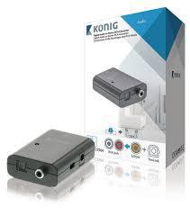 Konig KNACO2504 Μετατροπέας ήχου από ψηφιακή είσοδο σε RCA αναλογική έξοδο