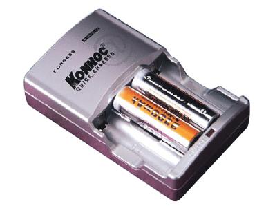Konnoc, KCR-6688, Φορτιστής Μπαταριών AAA/AA