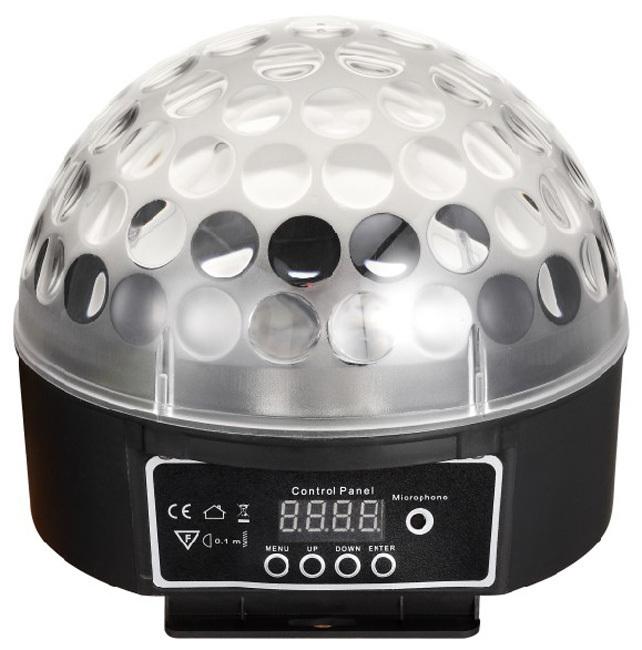 Staray, LB-10, Φωτιστικό εφέ 6x3W Φωτιστικό LED