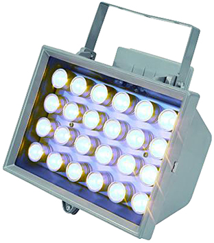 EUROLITE LED FL24-10 3200K ΠΡΟΒΟΛΕΑΣ LED WHITE 10D. IP54