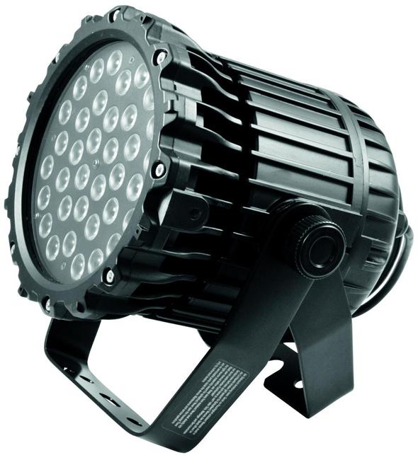 EUROLITE LED LED IP PAR 36X3W RGBW ΠΡΟΒΟΛΕΑΣ RGB WHITE 36X3W IP65