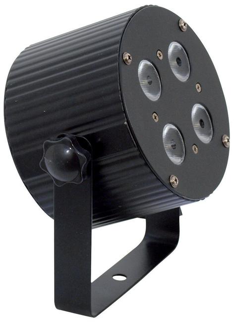 EUROLITE LED PS-4 TCL SPOT LED ΠΡΟΒΟΛΕΑΣ FULL COLOR RGB 4X3