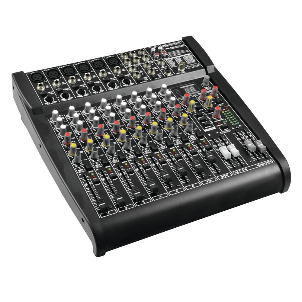 OMNITRONIC LRS-1624FX ΚΟΝΣΟΛΑ ΜΙΞΗΣ ME DIGITAL EFFECTS AND USB