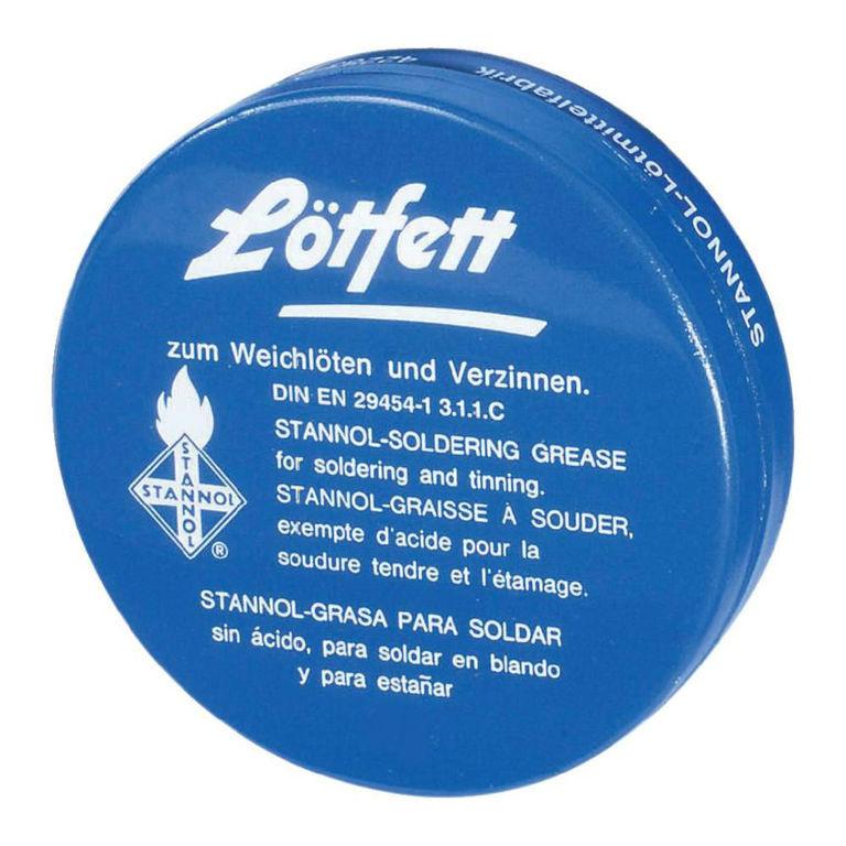 Lotfett, 01.071.0001, Σολντερίνη Stannol 50gr