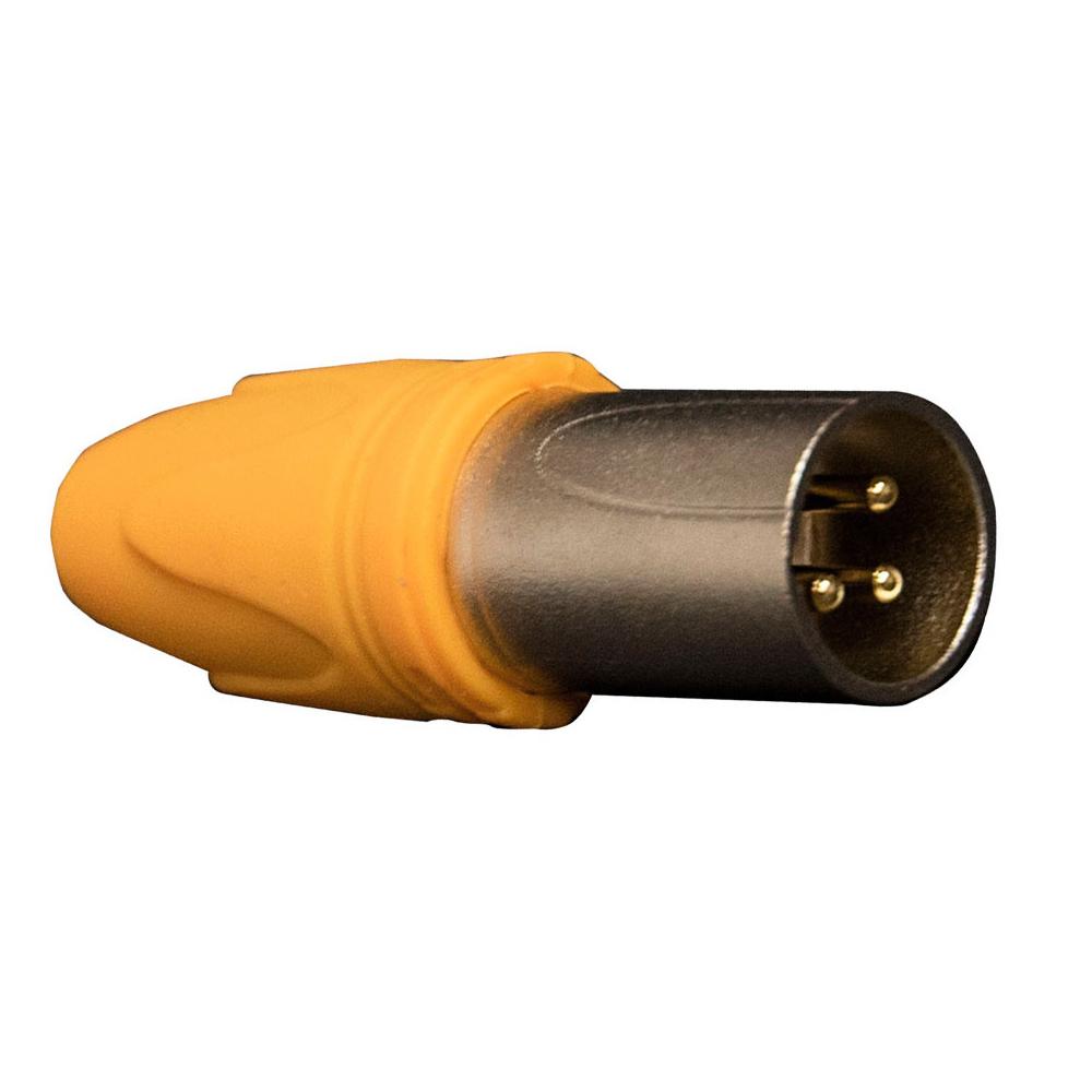 MAW 2500 WP XLR ΑΡΣΕΝΙΚΟ ΠΡΟΕΚΤΑΣΗΣ ΑΔΙΑΒΡΟΧΟ (3-pin) IP67 AER