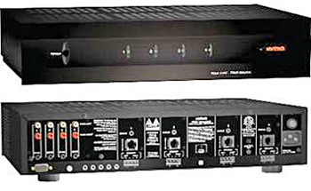 XANTECH MRAUDIO4X4CTL 4-ZONE /SOURCE CONTROLLER/AMPLIFIER