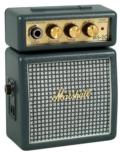 Marshall, MS-2C, 1W, Ενισχυτής Κιθάρας Micro Classic