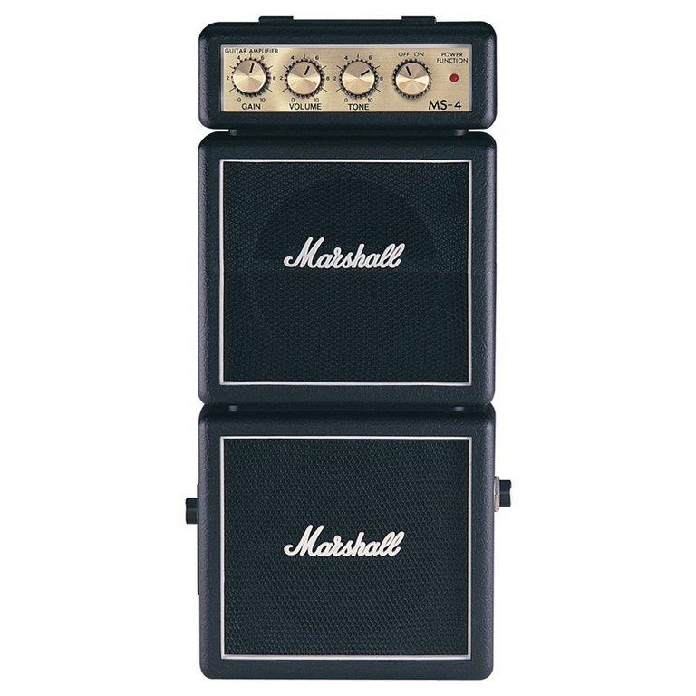 Marshall, MS-4, 4W, Eνισχυτής Kιθάρας, Mini Micro Stack