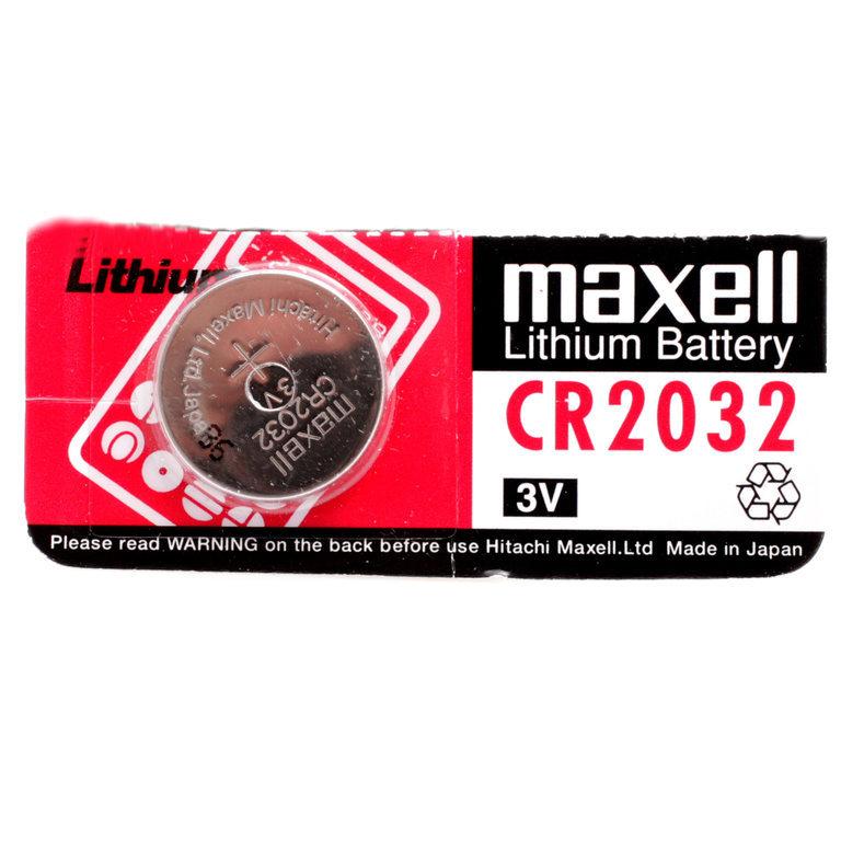 Maxell, CR2032, Μπαταρία λιθίου 3V CR2032