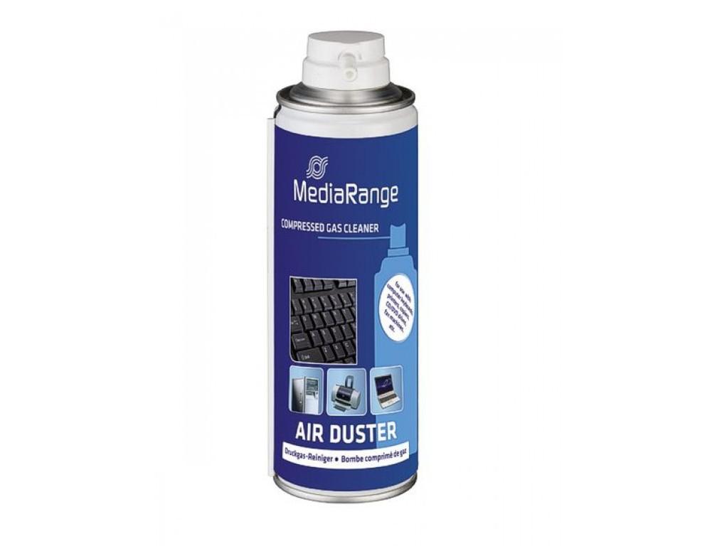 MediaRange, MR724, Καθαριστικό πεπιεσμένου αέρα για τον Η/Υ και το γραφείο, 400ml