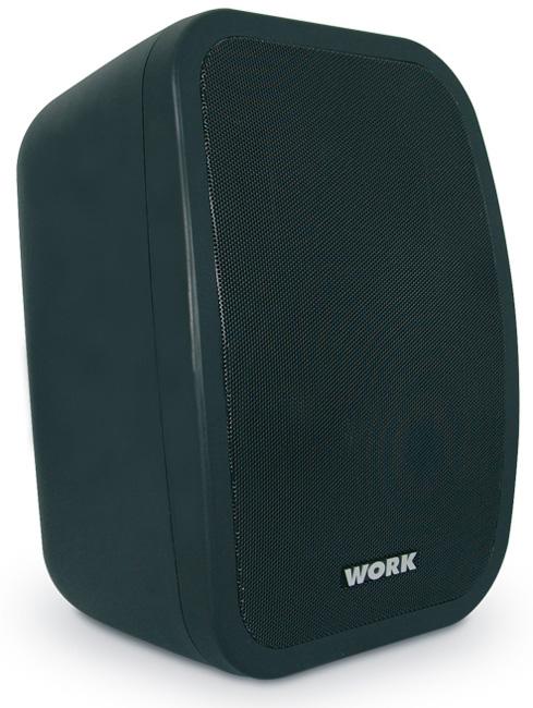WORK NEO 5 LINE BLACK ΗΧΕΙΟ 2 ΔΡΟΜΩΝ 16W/100V-40W/8Ω,5,25+0,5TW 91dB