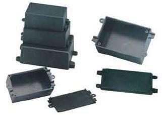 Gainta, G1011, Κουτί Διακλάδωσης 65X38X22 πλαστικό μαύρο