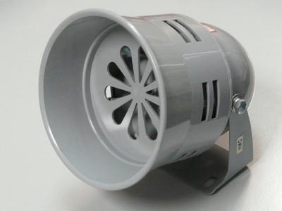 OEM, MS-290-230VAC, Σειρήνα Περιστροφική 230VAC Μεγάλη Μεταλλική