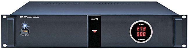 INTER-M PB-607 BATTERY CHARGER