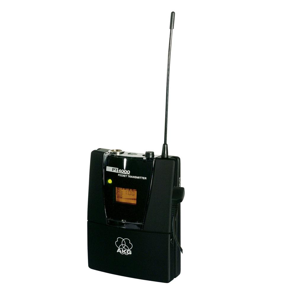 AKG PT 4000 ΠΟΜΠΟΣ BELTPACK UHF 1200 ΣΥΧΝ.