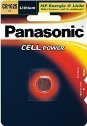 Panasonic, CR1025, Μπαταρία Λιθίου