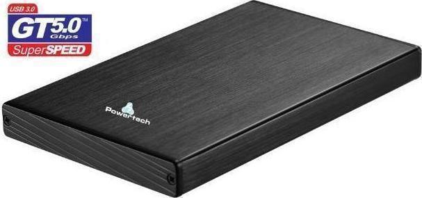 Powertech, PT-199, Εξωτερική θήκη HDD 2.5