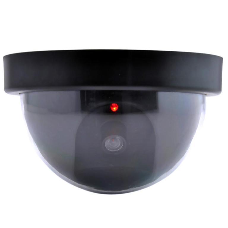 Realsafe, CDM-04, Ομοίωμα κάμερας Dome με LED