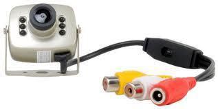 Realsafe CMS-208 Μίνι Κάμερα έγχρωμη