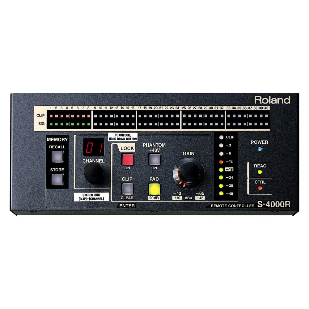 ROLAND S-4000R CONTROL UNIT