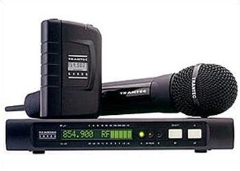 TRANTEC S4000WHM UHF AER.HEADBAND SYST.+TS44