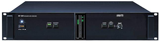 INTER-M SC-624 2-CHANNEL SPEAKER LINE