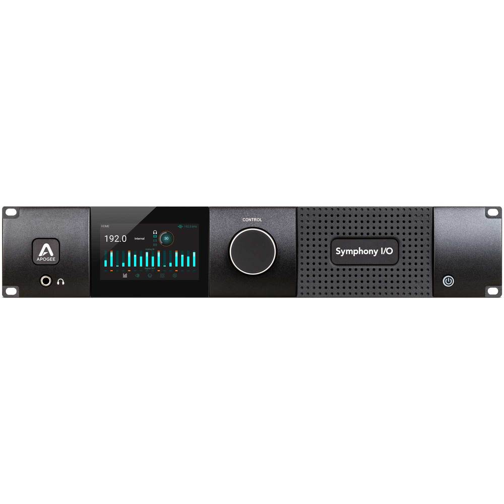 APOGEE  SYM2-CONNECT-16MP DANTE SYMPHONY I/O MKII 1ANAL IN + 16 MIC PREAMP + 16 AE
