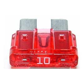 Tele, FPL-10, Ασφάλεια καρφωτή 10Α /10 Τεμ.