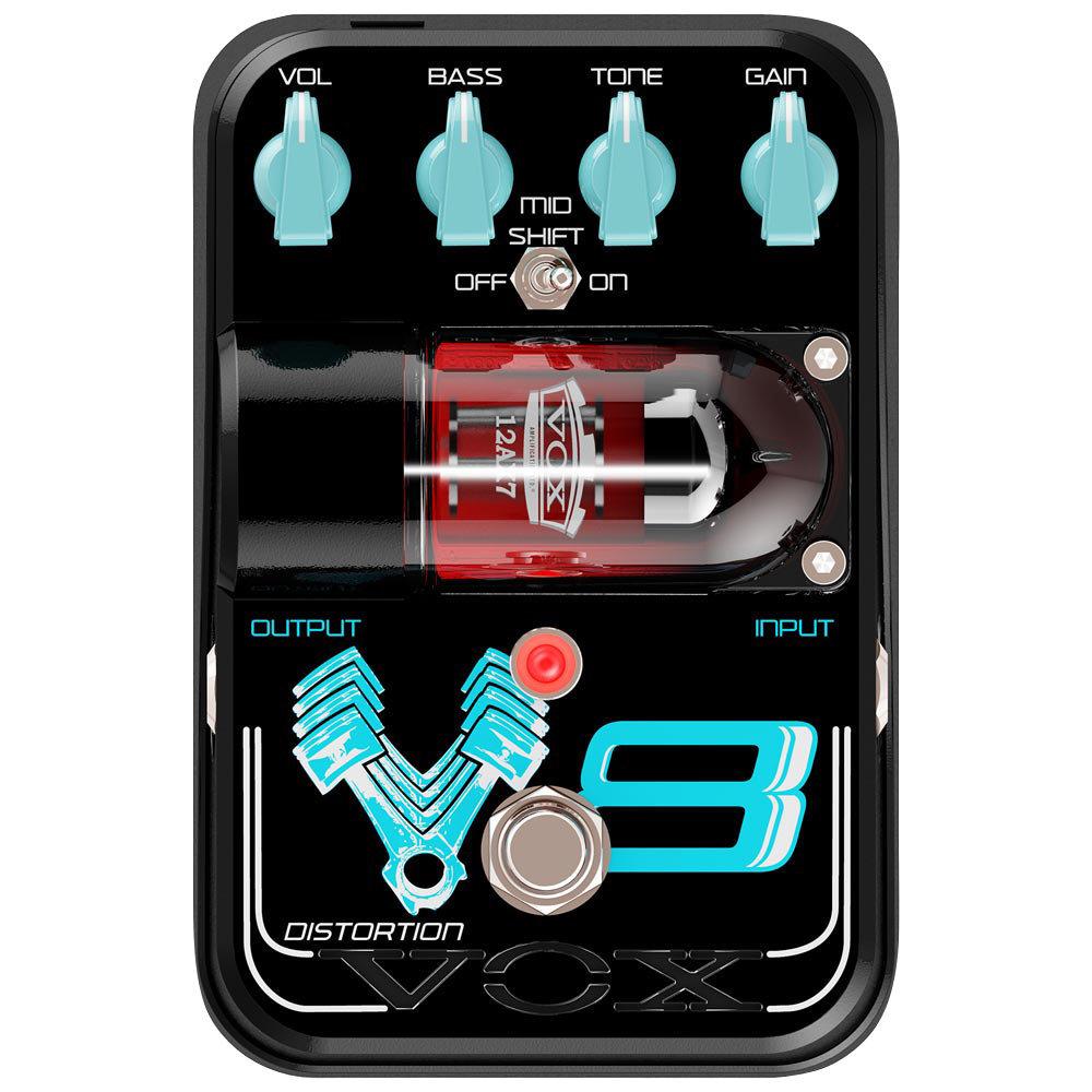 VOX TG1-V8DS V8 DISTRORTION PEDAL