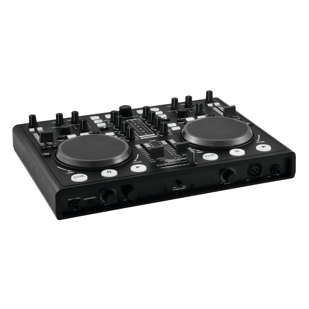 OMNITRONIC TMC-2 MKII VDJ MIDI CONTROLLER