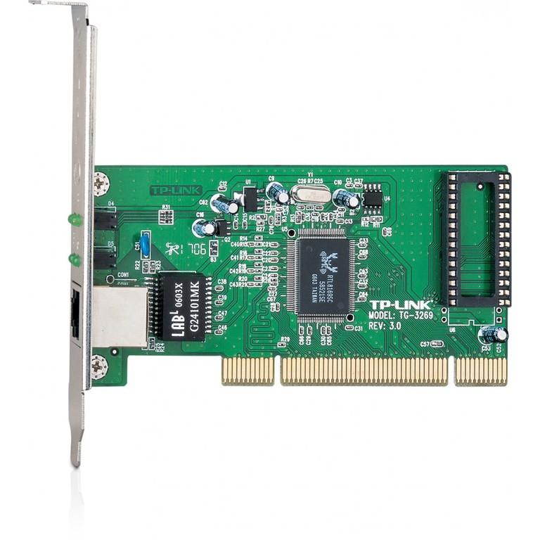 TP-Link TG3269 Κάρτα Δικτύου Gigabit PCI 1000Mbps
