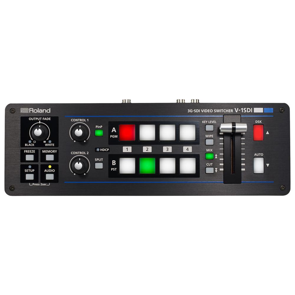 ROLAND V-1SDI 4 CHANNEL 3G-SDI & HDMI VIDEO MIXER