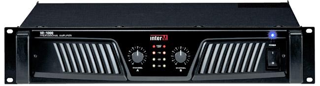 INTER-M V2-2000 ΤΕΛΙΚΟΣ ΕΝΙΣΧΥΤΗΣ 500W