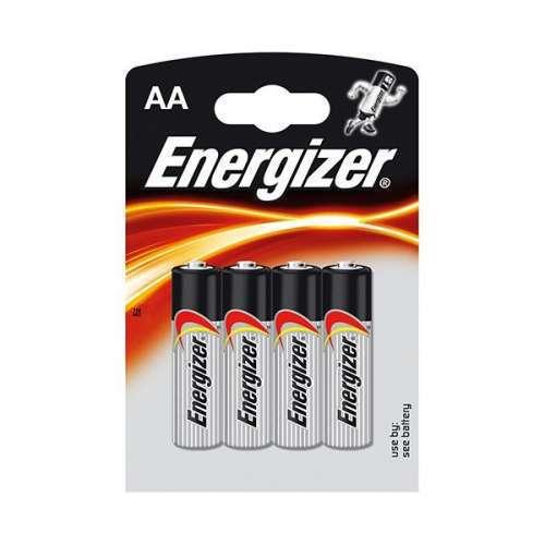 Μπαταρία Αλκαλική Energizer AA