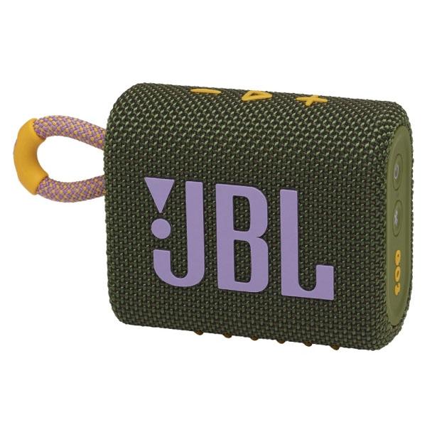 JBL Go 3 Green