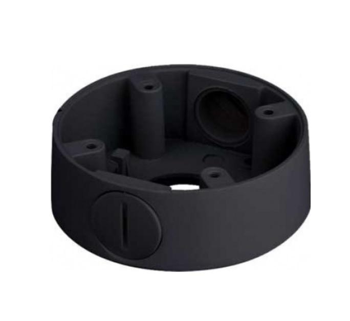 DAHUA PFA13A-E (Black) Αδιάβροχο Κουτί Συνδεσμολογίας για Dome Κάμερες