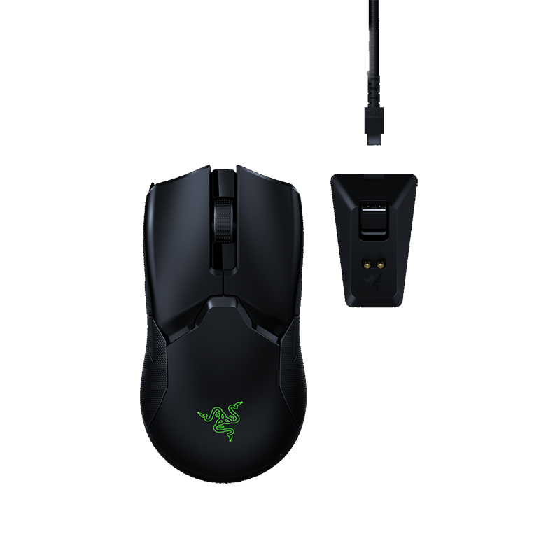 RAZER VIPER ULTIMATE & CHARGE DOCK – WIRELESS OPTICAL RGB GAMING MOUSE CHROMA