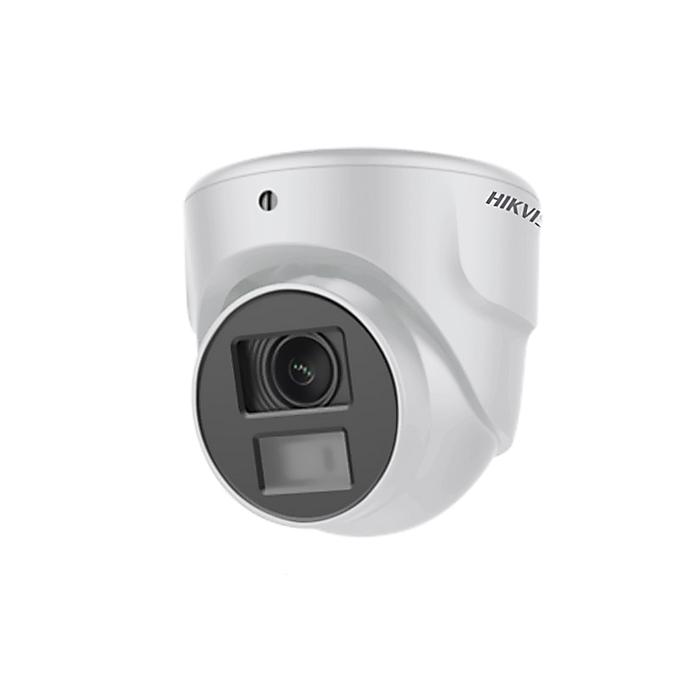 Hikvision DS-2CE70D0T-ITMF (White) Κάμερα HDTVI 1080p Φακός 2.8mm