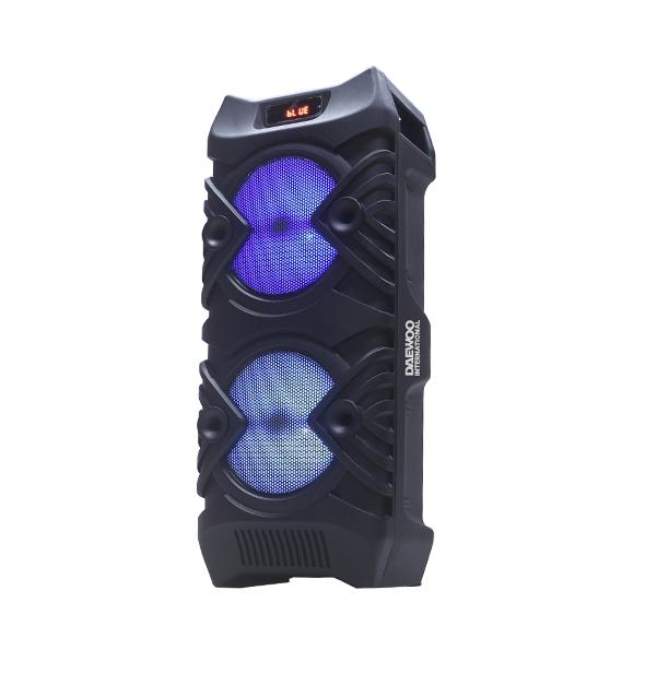 Daewoo DSK-111 Φορητό ηχείο Bluetooth Karaoke 20W