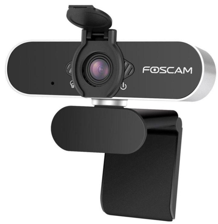 FOSCAM - W21 Webcam 2MP  Plug & Play, Ενσωματωμένο Μικρόφωνο