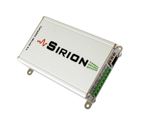 Paradox Sirion Universal IP Module Επικοινωνίας για Αποστολή Συμβάντων σε Κεντρικό Σταθμό