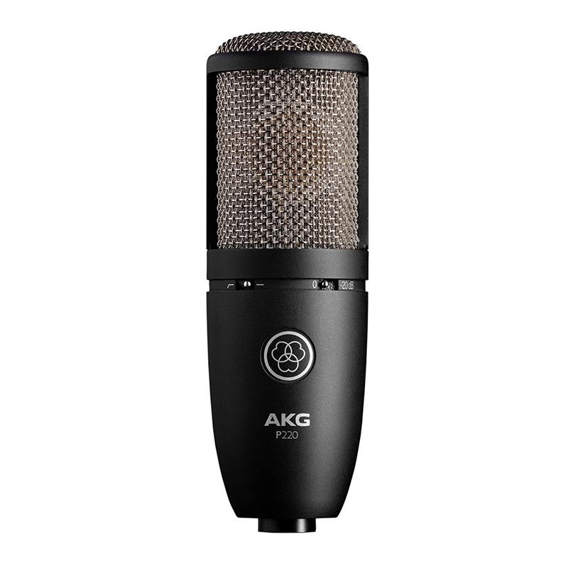 AKG PERCEPTION 220 Πυκνωτικό Μικρόφωνο
