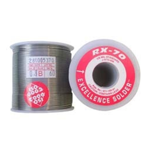 OEM, RX70, Κόλληση, 1mm, 60/40, 1/2kgr RED