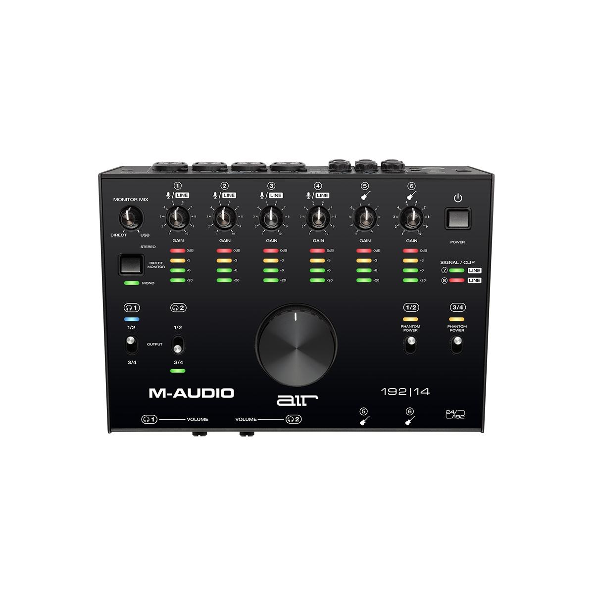 M-Audio air 192|14 Κάρτα Ήχου USB
